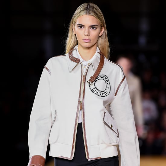 Kendall Jenner Debuted Blonde Hair at London Fashion Week