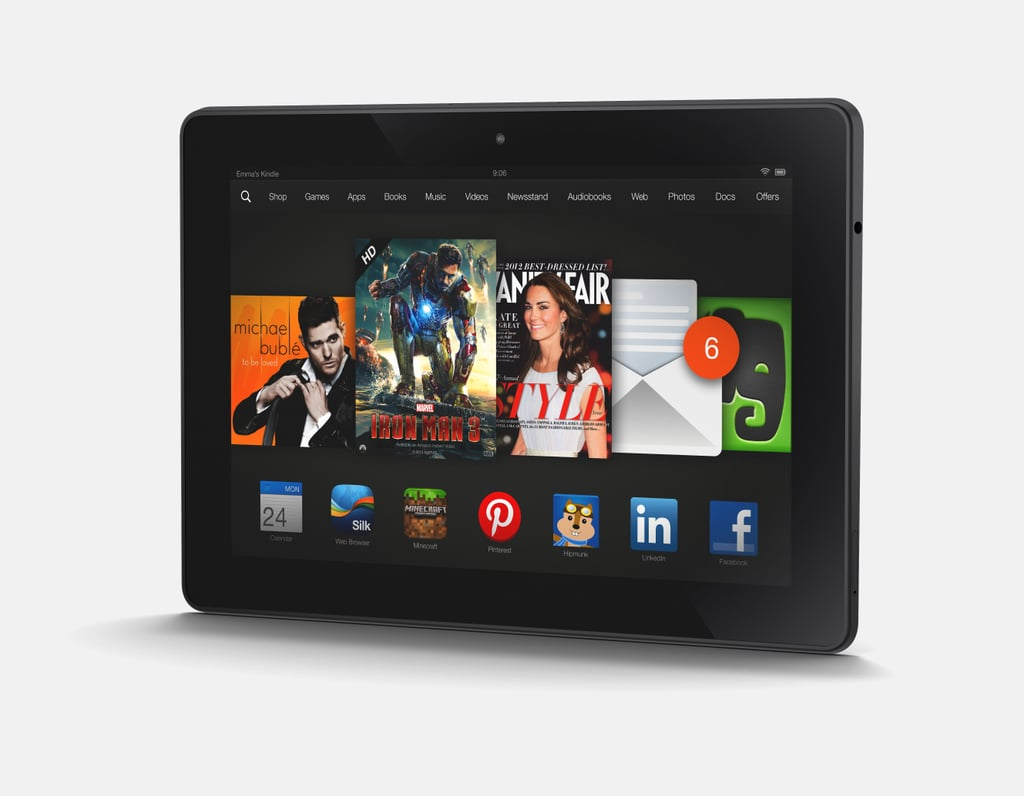 Kindle Fire HDX 8.9-Inch