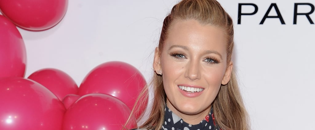 Blake Lively Beauty Interview