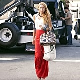 Blake Lively as Serena van der Woodsen on Gossip Girl.  Photo courtesy of The CW