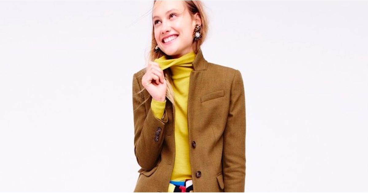 J Crew Style Hacks Popsugar Fashion