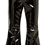 Ellery Sipsi Kick-Flare Patent Trousers
