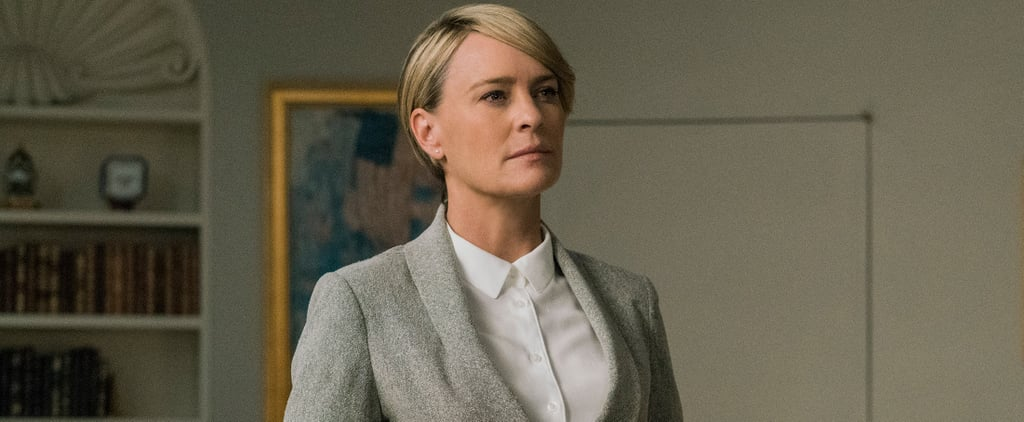 Claire Underwood Takes Over the Oval Office in the House of Cards Season 6 Teaser