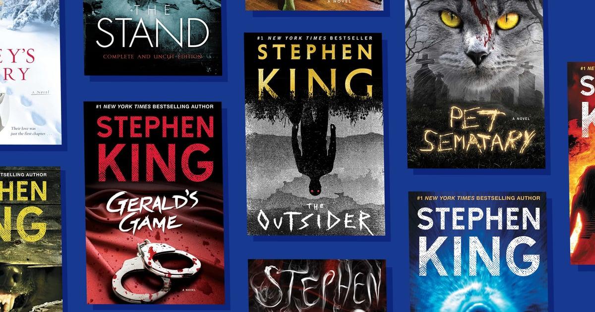 Horror Fiction Books - cover