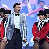 "Hugh Jackman ""Greatest Show"" 2019 Brit Awards Performance"