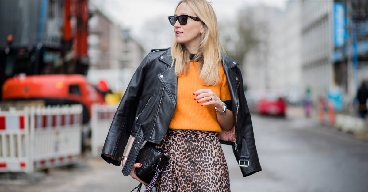 Best Leather Jackets 2020 | POPSUGAR Fashion