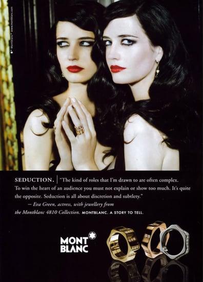 Eva Green Montblanc Ad