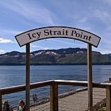 NEW Alaska: Icy Strait Point and Hubbard Glacier