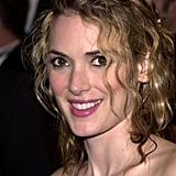 Winona Ryder With Dirty Blond Hair