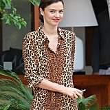 Miranda Kerr looked flawless while on vacation in Mexico on Wednesday.