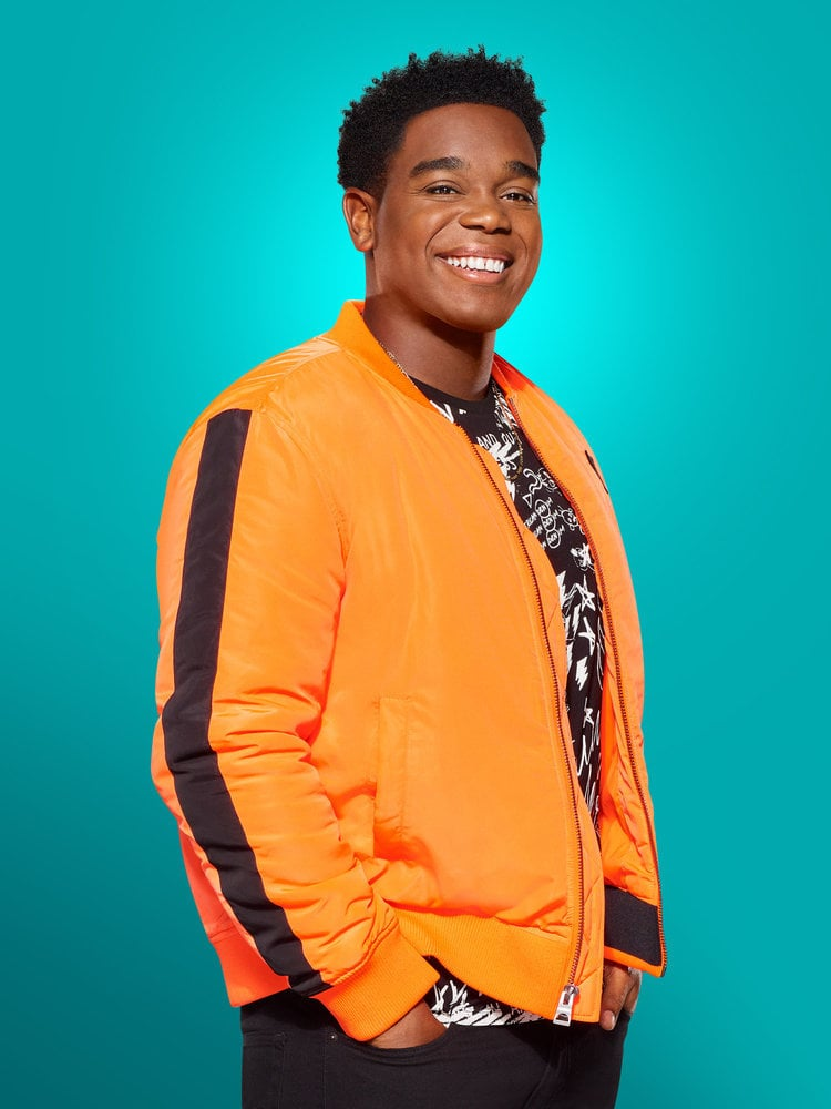 Get to Know Dexter Darden From Saved By the Bell