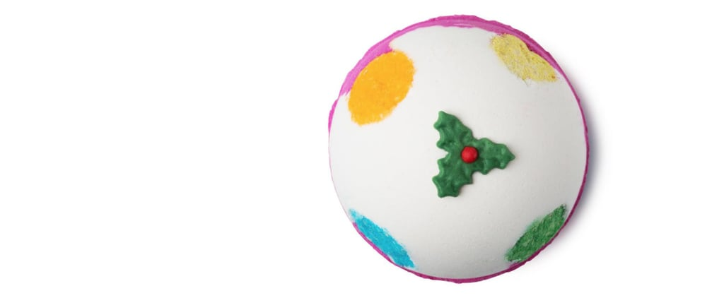 Lush's Holiday Bath Bombs Are Back and More Festive Than Ever