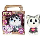 Rescue Runts Husky Plush Dog