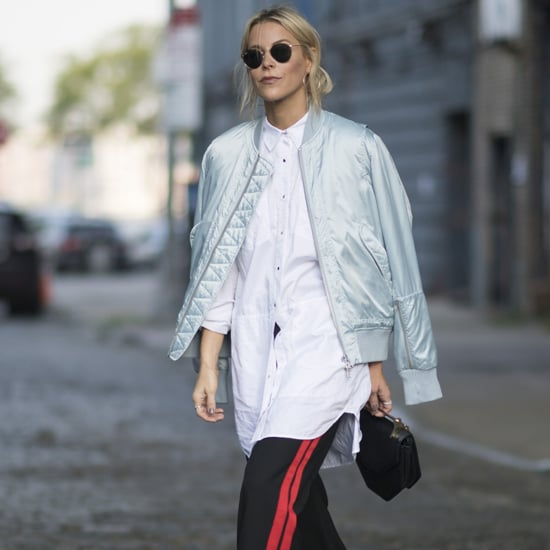 Oversize Button-Down Trend at Fashion Week Spring 2017