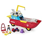 Paw Patrol Sea Patrol — Sea Patroller Transforming Vehicle With Lights and Sounds
