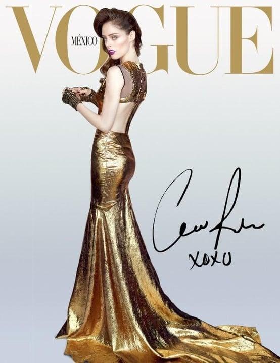 Vogue Mexico December 2012