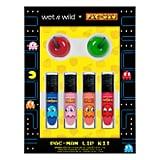 Wet n Wild PAC-MAN Lip Kit