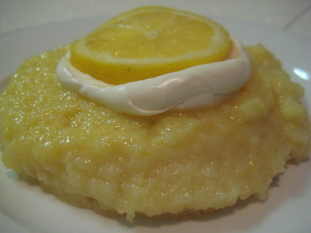 Lemon Custard Cakes