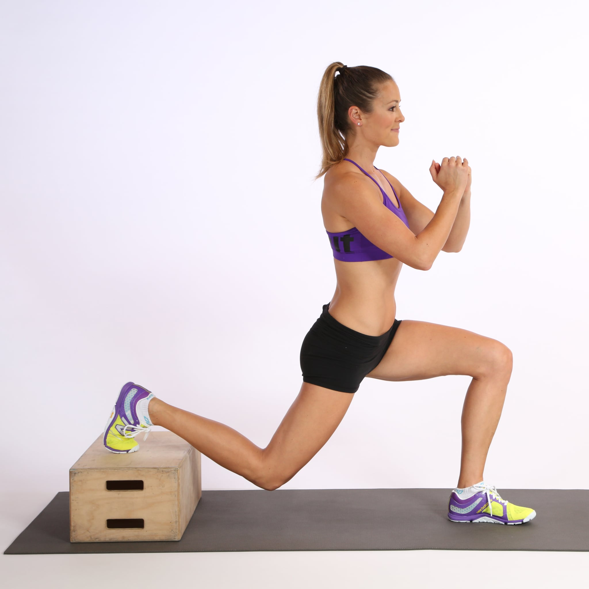 Circuit Three: Bulgarian Split Squat