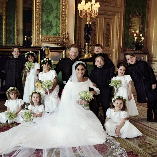 Prince Harry Honors Princess Diana in His Wedding Pictures