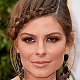 Maria Menounos at the 2016 Golden Globes