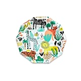Daydream Society Into the Wild Jungle Animal Small Paper Party Plates