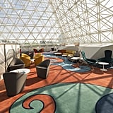Epcot's New Member Lounge