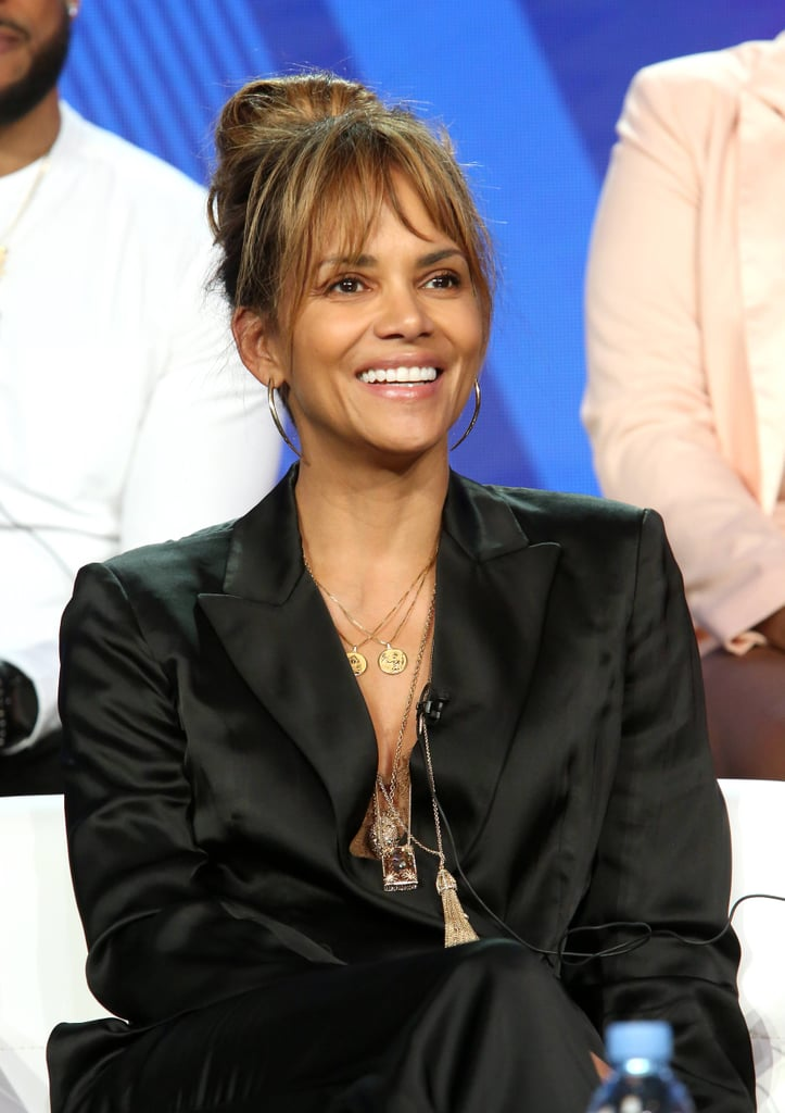 I Tried Halle Berry's Ab Workout, and Damn — Intense Is an Understatement