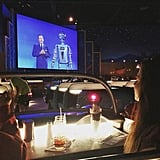 Sci-Fi Dine-In Theater Restaurant in Disney's Hollywood Studios