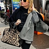 Pregnant Jessica Simpson in NYC.