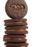 Dulce de Leche Bat Cookies