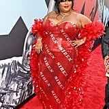 Lizzo at the 2019 MTV VMAs
