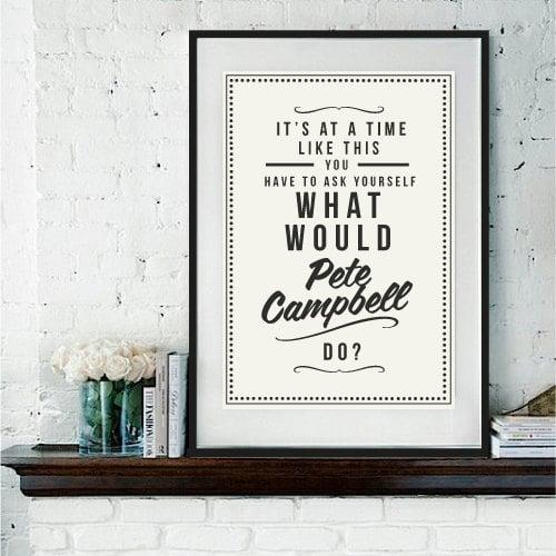 Retro-Style Art Print  ($25)