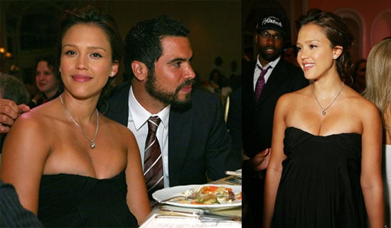 Jessica Alba And Cash Warren's Wedding