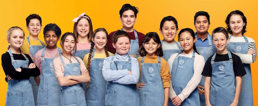 Junior MasterChef 2020 Cast