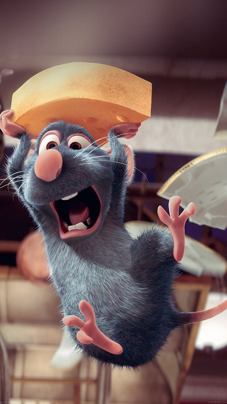 Remy From Ratatouille | Disney iPhone Wallpapers | POPSUGAR Tech Photo 30
