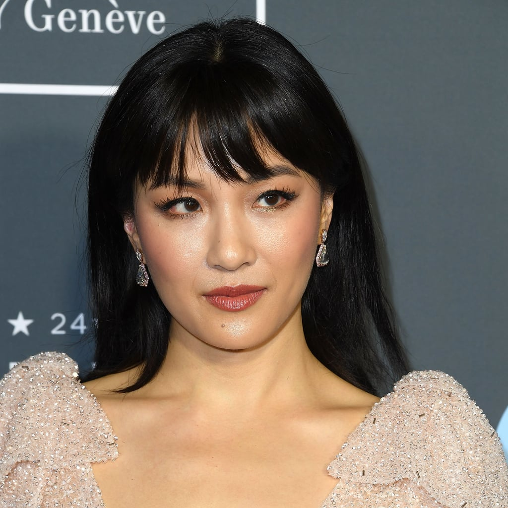Bangs Trend at 2019 Critics Choice Awards