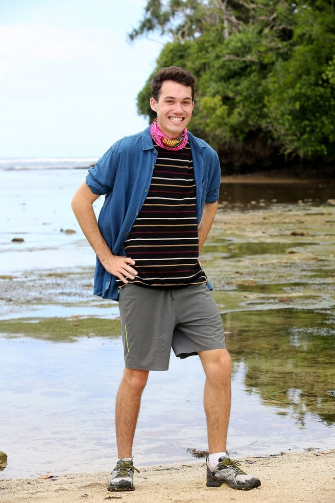 """""""I Could See Where They Were Coming From"""": Survivor's Baden Gilbert on Being Called a Goat"""