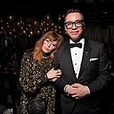 Natasha Lyonne and Fred Armisen at Netflix's Emmys Afterparty