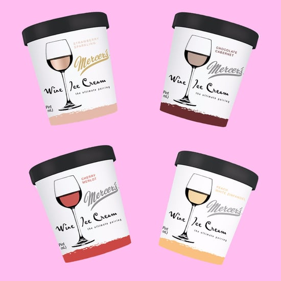 Mercer's Wine Ice Cream