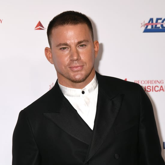 Channing Tatum Shares First Photo of Daughter Everly's Face
