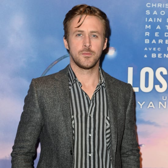 Ryan Gosling at the Lost River Paris Premiere