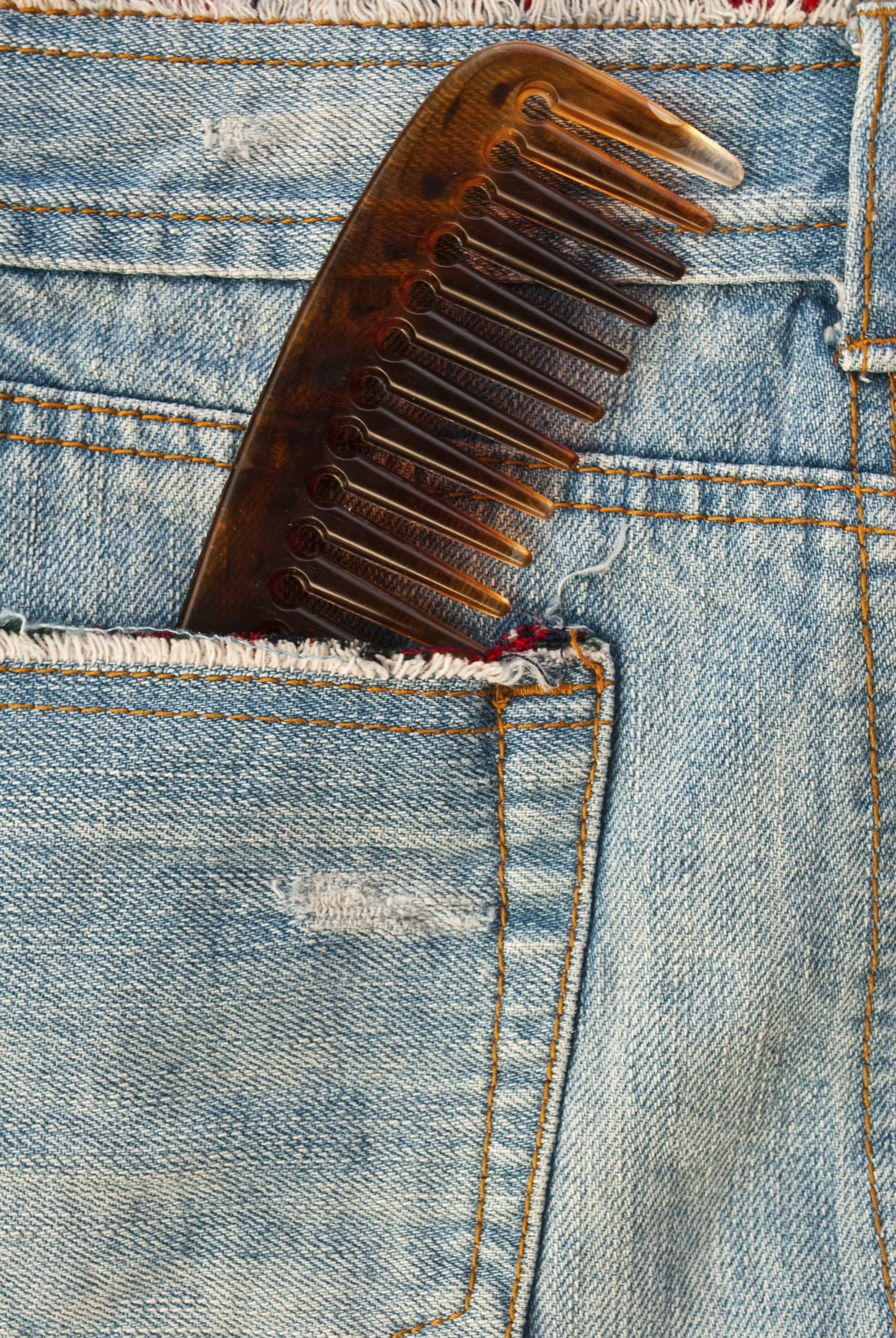 Spring-Clean: Your Comb