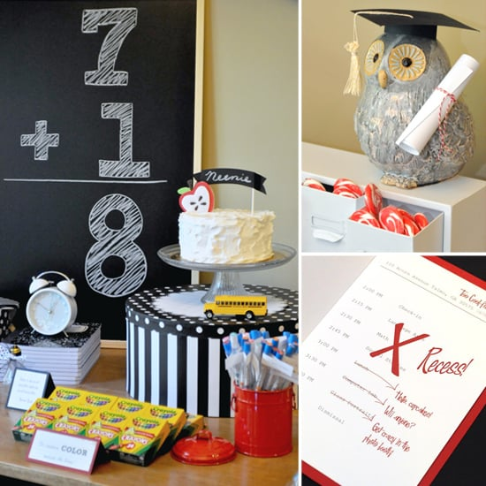 Back to School Party Inspiration
