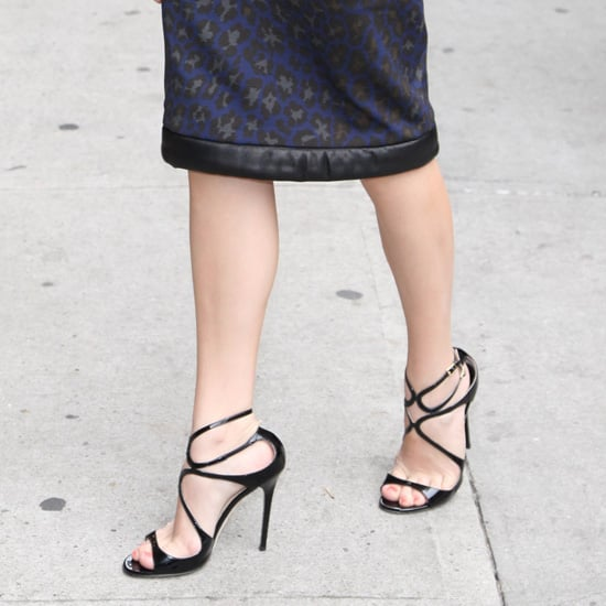 Celebrities Wearing Jimmy Choo Lance Sandals