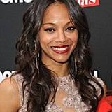 Zoe Saldana was featured on the first cover of Cosmopolitan for Latinas.