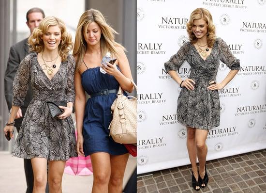 Celebrity Style: AnnaLynne McCord
