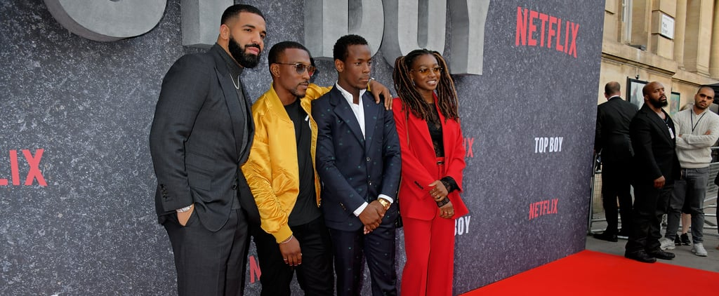 Drake and the Top Boy Cast at London Premiere 2019 - Photos