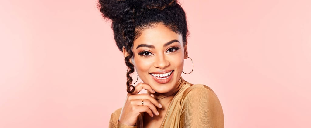Curly Girl Jasmine Brown Created the Eyelashes of Your Dreams For Eylure and Ulta