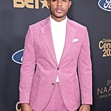 Trevor Jackson at the 2020 NAACP Image Awards